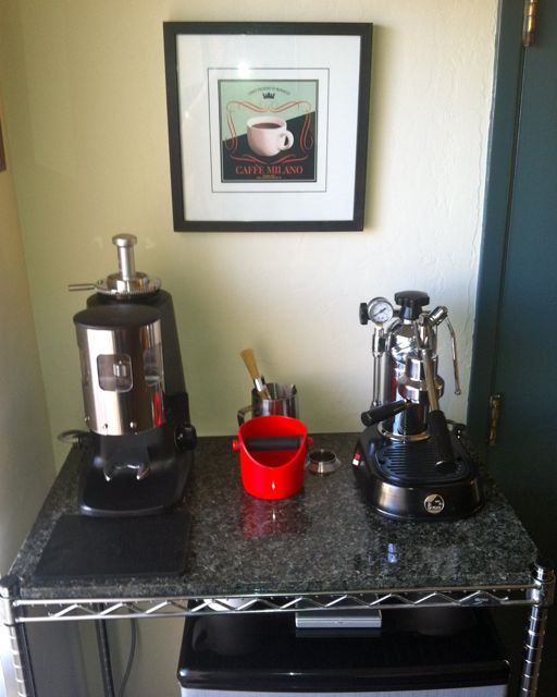 What S Your Office Coffee Setup
