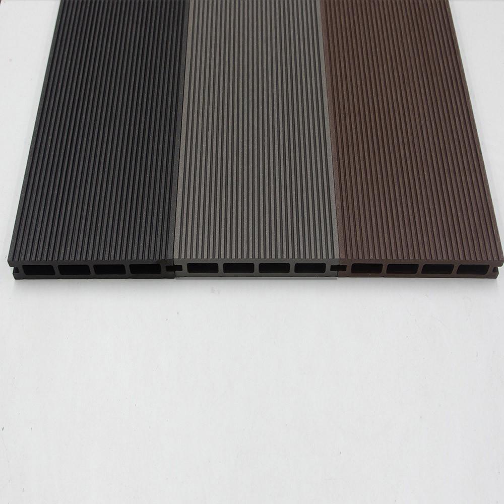 Wpc Terrassendielen Dunkelbraun 24M² (2,20 M)