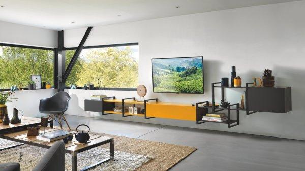 meubles tv home cinema sur mesure