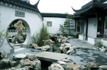Chinese Courtyard Home Design