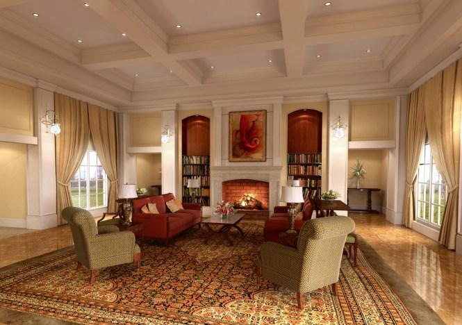 Kerala Home Interior Design Ideas Living Room Contemporary With Wall Art Metal Floor Lamps
