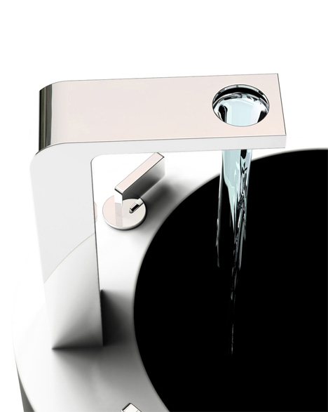 ring faucet