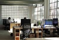 Twitter Office Interiors