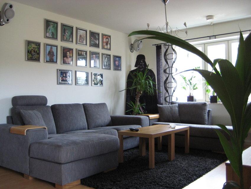 Small Living Room Setup Ideas
