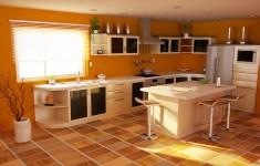 Custom Orange Kitchen That Will Impress Your Friends