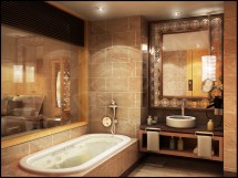 Spanish Bathroom Design Ideas