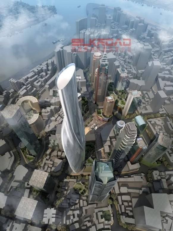 urban forest proposal 2