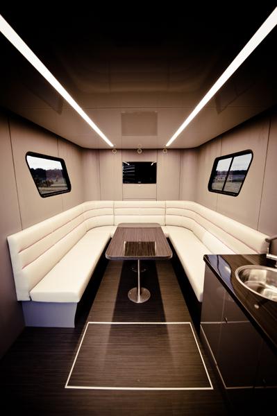 Yet Another Luxury Caravan
