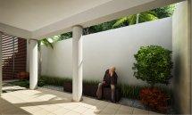Home & Garden Courtyard Design And Landscaping Ideas