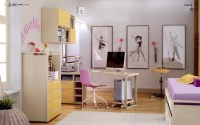 Themed Teen Rooms (For Artist, Dancer, Rockstar and
