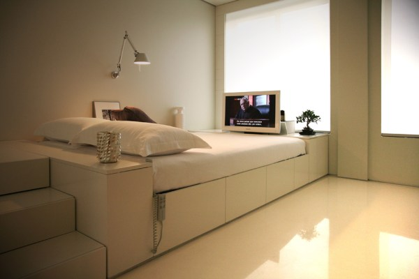 small bedroom spaces Small Space Living