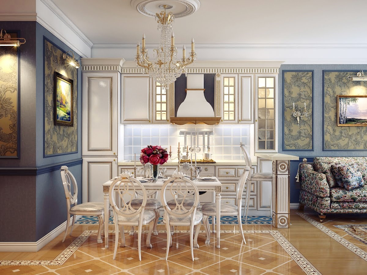 kitchen dining room remodeling ideas 2017  Grasscloth