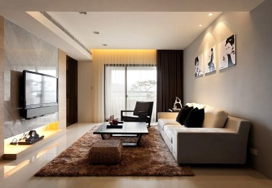Modern Decor Living Room