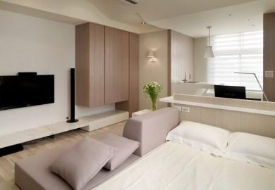 Beautiful 4 Very Small Bedroom Ideas On Small Master