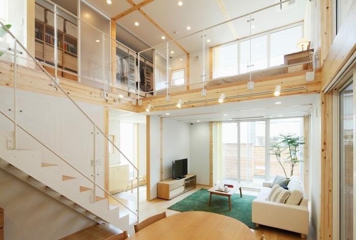 modern city loft