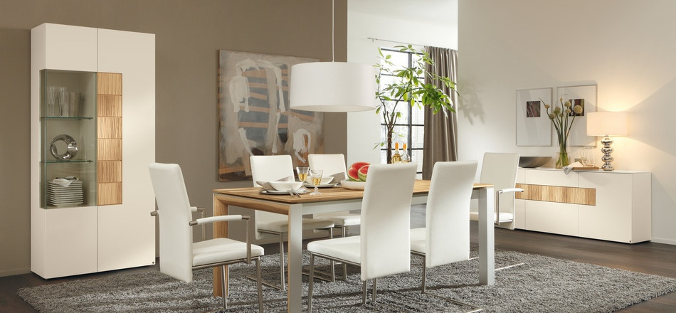 30 Modern Dining Rooms