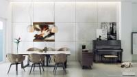 contemporary dining room 3