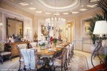 Luxury Dining Room Villa