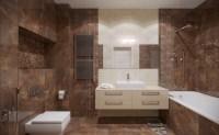 Russian Apartment Master Bathroom 2