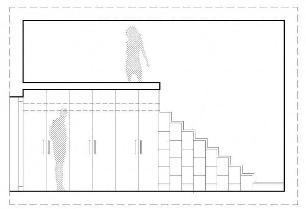 lofted floor plan