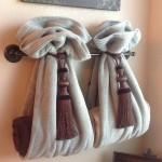 タオルの掛け方のコツ2