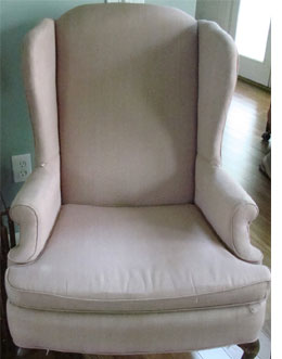 how to make slipcover for wingback chair morris images home dzine craft ideas or reupholster a