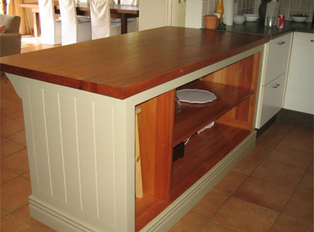 kitchen tops wood glass knobs for cabinets home dzine solid countertops kitchens