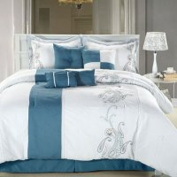 HOME DZINE Bedrooms | How to make a duvet cover