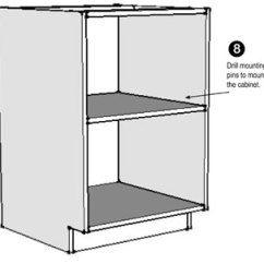 How To Make Kitchen Cabinets Outdoor Patio Home Dzine Easy Diy Cabinet Repairs