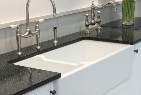 porcelain kitchen sink white stone countertops sinks south africa appliances tips and review ceramic butler belfast