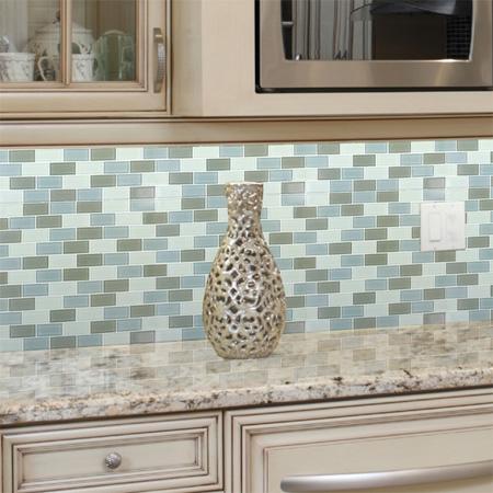 kitchen mosaic pendant lighting home dzine tiles for backsplash at builders warehouse