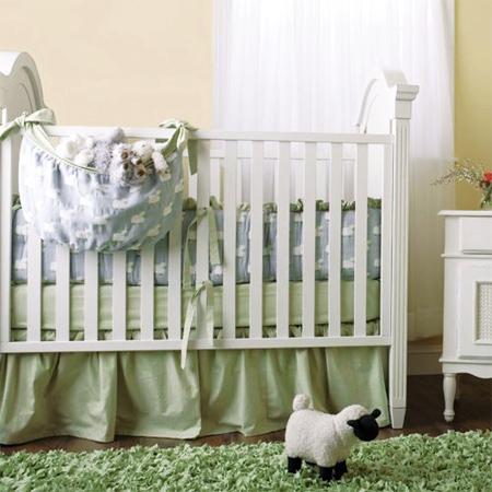 HOME DZINE Bedrooms  Decorate a genderneutral nursery