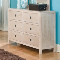 HOME DZINE | Ideas and instructions for white washed furniture