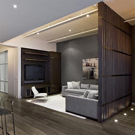tv wall unit design for living room windows home dzine decor | modern solutions dividing open ...