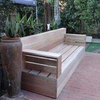 HOME DZINE Home DIY | DIY wood patio furniture