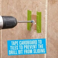 How To Drill Into Tile | Tile Design Ideas