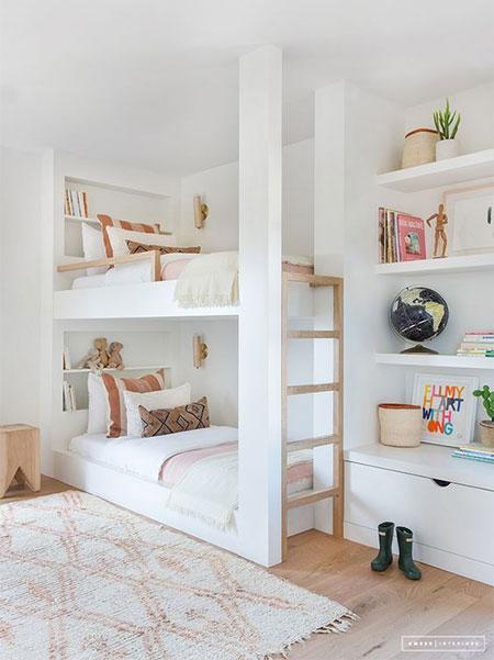 HOME DZINE Bedrooms  Modern bedrooms for kids