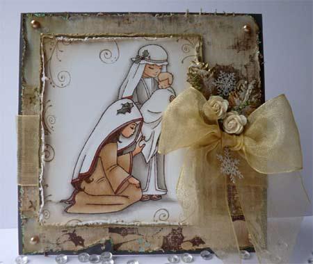 HOME DZINE Craft Ideas Christmas Cards You Can Make