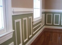 Kdpn: Today Wood trim ideas for walls