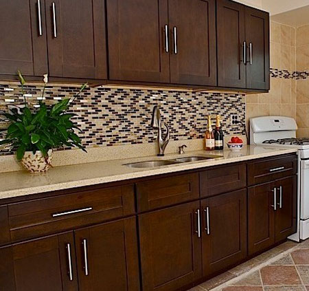 new kitchen cabinet doors home depot kohler faucet dzine replace diy how to