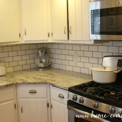 Installing Kitchen Backsplash Themed Bridal Shower How To Install A Tile Without Thinset Or Mastic