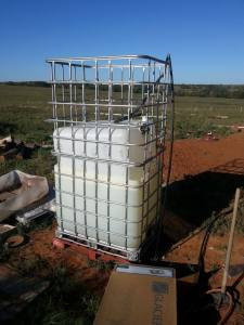 Methane gas storage