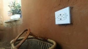 USB outlets off-grid home-farm