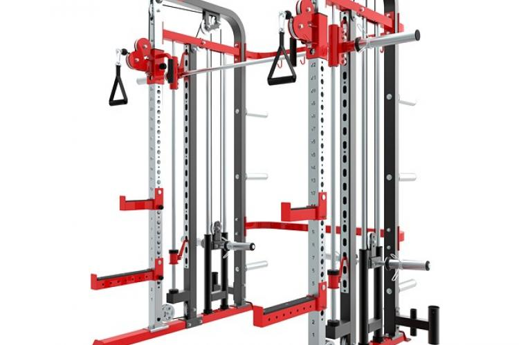 fit505 rack functional smith