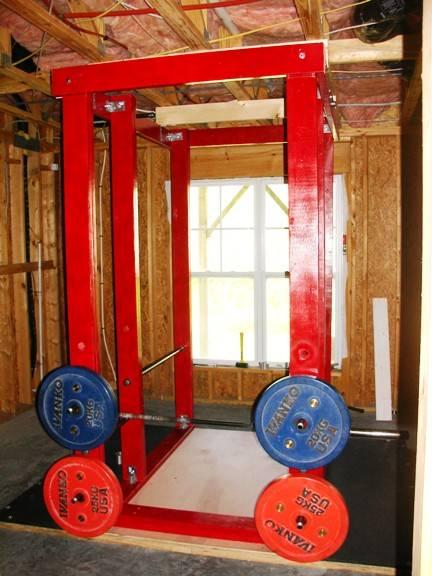 home gym bodybuilding