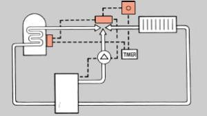 central heating wiring diagram 2 pumps of mouth and throat design