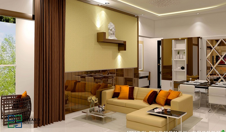 Incredible Living Room Contemporary Home Interior Design
