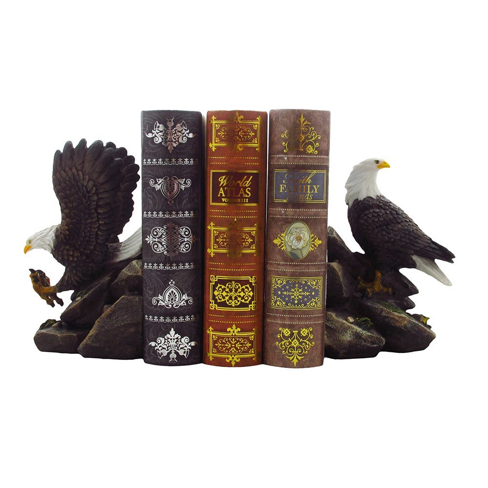 Strikingly Idea Bird Bookends. Freedom End to  Home n Gifts