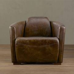 Restoration Hardware Aviator Chair Used Exercise Program Furniture Collection By