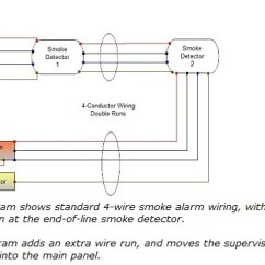 Resistor Circuit Diagram Lucas Dr2 Wiper Motor Wiring Eol Diagrameol Schematic Diagramconnecting 4 Wire Smoke Detectors Fire